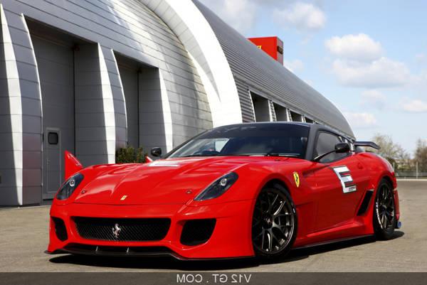 Conduire une Ferrari sur circuit